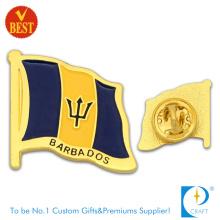 Badge de drapeau / Pins de drapeau / badges Pin