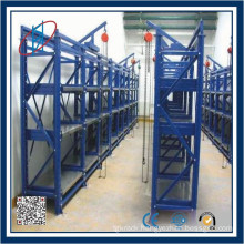Mold and Drawer Storage Rack For Machine Use