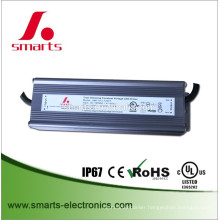 12vDC 24vDC triac dimmable power supply 120w for LED lights