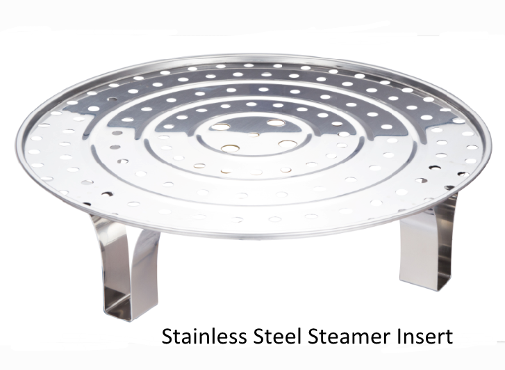 Stainless Steel Stockpot Steamer 1