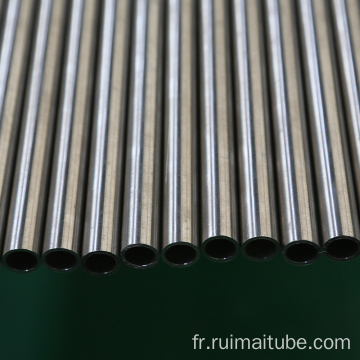 Tube recuit brillant S32750