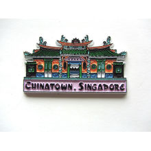 Popular souvenir 3D PVC Fridge Magnets