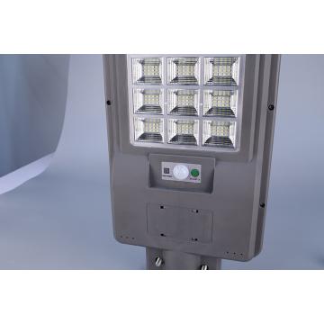 Réverbère solaire LED tout en un intégré