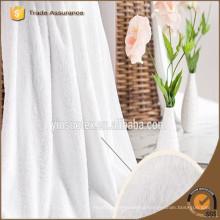 2016 70*140cm China white color supplier 100% cotton bath hotel towel set