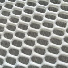 Полиэстер Белая ткань для штор