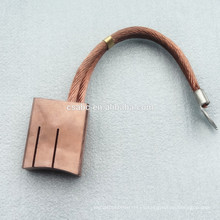 cepillos de cobre para motores de corriente continua
