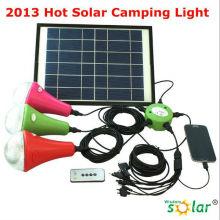 Chaud a conduit liseuse solaire alimenté (JR-SL988A)