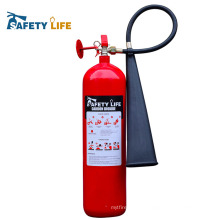 fire and safety system CO2 2KG/CE 2kg co2 fireextinguisher