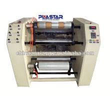 Rebobinadora de film automático y máquina de corte de boquilla
