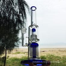 Wonderful Wanhua Mirror Design Стеклянные курительные трубки для воды (ES-GB-287)