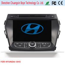 Prix d'usine 6,95 pouces 2 DIN DVD Player pour IX45