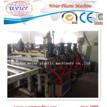 PVC Crusting Foamed Board Production Line