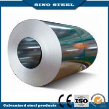 Bobina de aço galvanizada 0.7 * 1250 feita em China