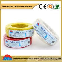 Alambre de cobre aislado del PVC de 2.5mm 450 / 750V
