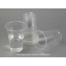 PP, PS Copos plásticos transparentes Copos bebendo Copo de água