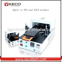 Semi Automatic LCD Touch screen Glass Separate Machine, Phone lcd Separating Machine