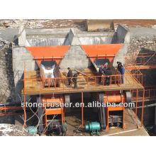 Stein Produktionslinie-Kleine Bergbau-Maschine
