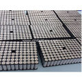 24V 100Ah solar energy 18650 lithium batteries storage for solar panels