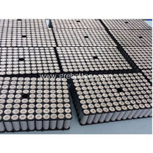 12V 300Ah lithium-ion battery pack for LED