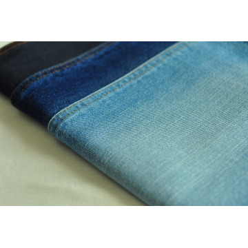 Lager 10oz 100% Cotton Warp Slub Denim Fabric