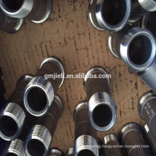 304 stainless Steel investment casting connecting pipe