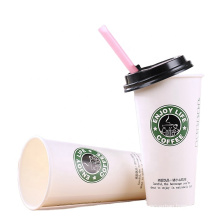 Paper cup sheet_Ripple Single Double Wall paper cup sheet_biodegradable plastic raw material