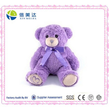 Australia Lavender Sitting Teddy Bear Purple Plush Toy