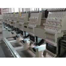 8 cabeças 12 cores China máquina de bordar