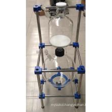 20L Suck type glass vacuum filter