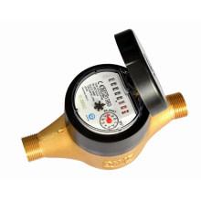Cubierta de plástico de tipo seco volumétrico con medidor de agua Cable remoto (15E4)