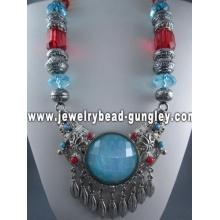 Тибетский стиль ожерелье