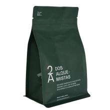 heatsealable bag filter paper flat bottom pouch