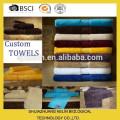 16s Dobby Grenze Luxus Baumwolle Hotel Handtuch