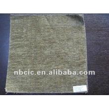 tela de sofá chenille jacquard hecha de 37% chenille 63% poliéster