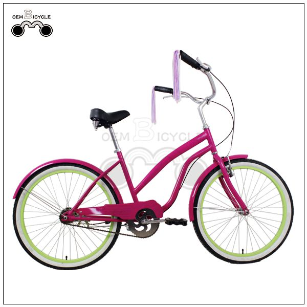24inch girl beach bike