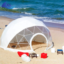 Outdoor dia 4m 6m 8m 10m waterproof windproof Transparent roundness dome tent for hotel house camping garden