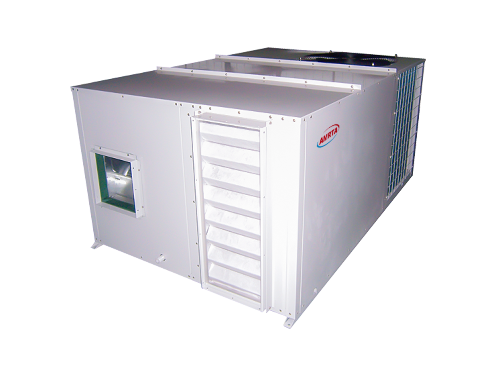 Rooftop Packaged Unit with Economizer