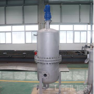 Kundenspezifisches Mehrsäulen-Filtergehäuse mit automatischer Rückspülung