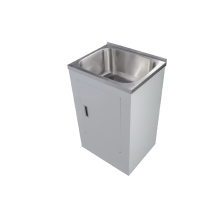 SUS304 stainless steel laundry tub