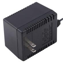Adaptateur / alimentation linéaire AC / AC avec homologation UL / cUL / BS / GS / En / FCC / SAA