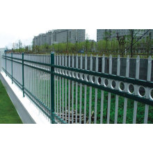 Without Welding Hot Dipped Galvanized Steel Garden Fence