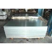 Plaque de tôle d'aluminium revêtue de couleur sublimation