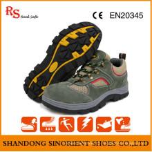 Bequeme Soft-Sole-Sicherheits-Arbeitsschuhe RS391