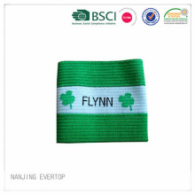 Nuova venuta Football Fan Jacquard Wristband