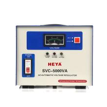 SVC 5KVA/8KVA/10KVA Servo Motor Type Full Power AC Automatic Voltage Regulator Stabilizer AVR Price