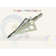 Titanium Tri-Loc Beleuchtung 3 Fixed Blade 125gr Broadhead