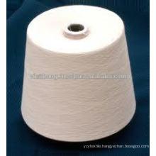 TC 30/ 1 VIETNAM YARN - 65% polyester + 35% Cotton carded yarn Ne 30/1