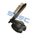 Shacman Parts DZ91189180002 Valve papillon d'échappement