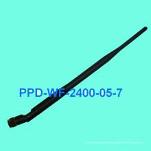 Antena de borracha de WiFi (2.4GHz) (PPD-WF-2400-05-7)