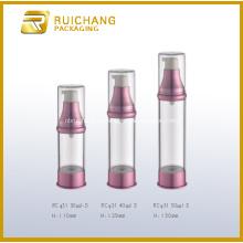 Пластиковые косметические сливки бутылка насоса